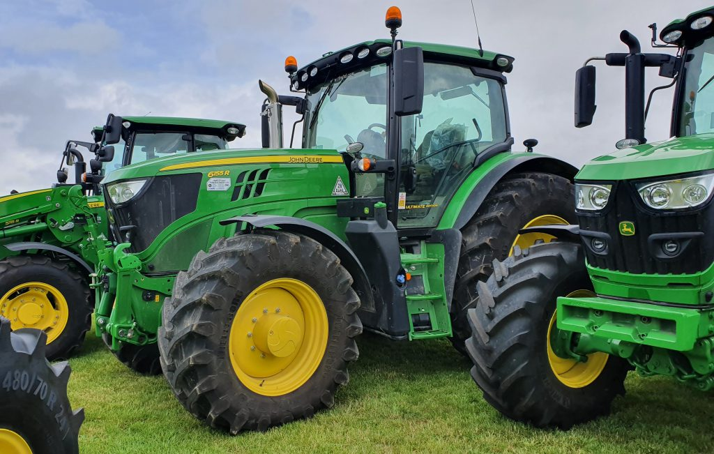 Imminent change at the helm - at John Deere - Agriland ie