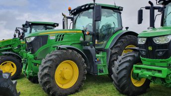 Imminent change at the helm – at John Deere
