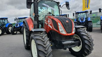 New dealer depot for New Holland opens in Carlow town