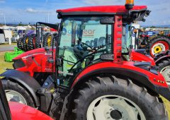 On-site pics: Tractors polished and ready for 'Ploughing 2019'