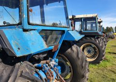Auction report: 4-pot Fords aplenty…at the 'big bog sale'
