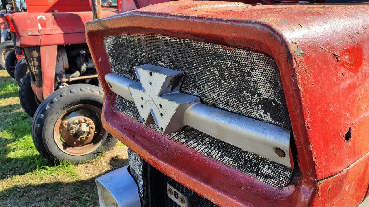 Auction report: Clatter of 'ex-bog' MFs go 'under the hammer'