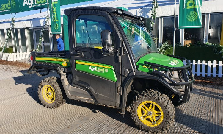 Have you spotted the AgriLand 'Gator' at 'Ploughing 2019'?