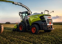 Claas to launch new 925hp flagship forager