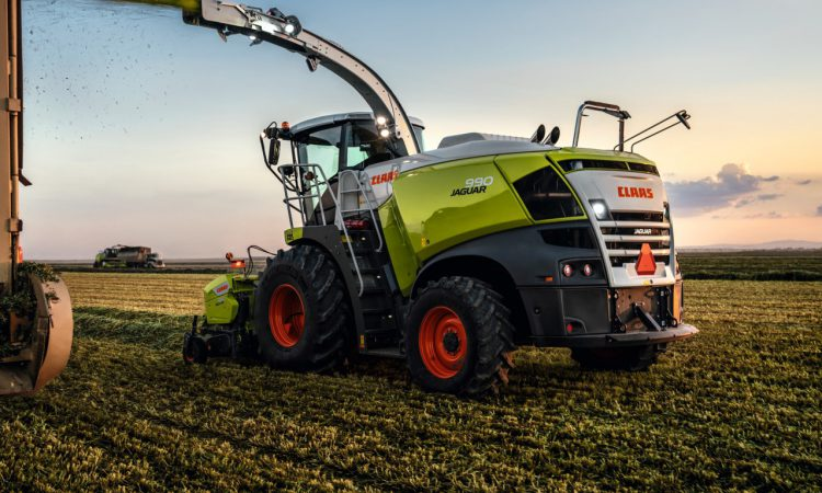 Claas to launch new MAN-powered 925hp flagship forager