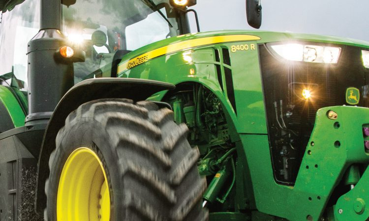 New electro-mechanical gearbox for high-power John Deere tractors