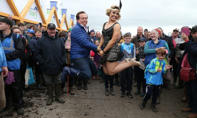 NDC has 'something to please all tastes' at this year's 'Ploughing'