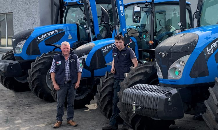 Much bigger territory for well-known Landini tractor dealer