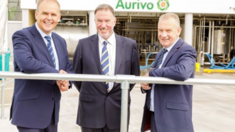 Aurivo completes €6 million investment in Donegal milk plant