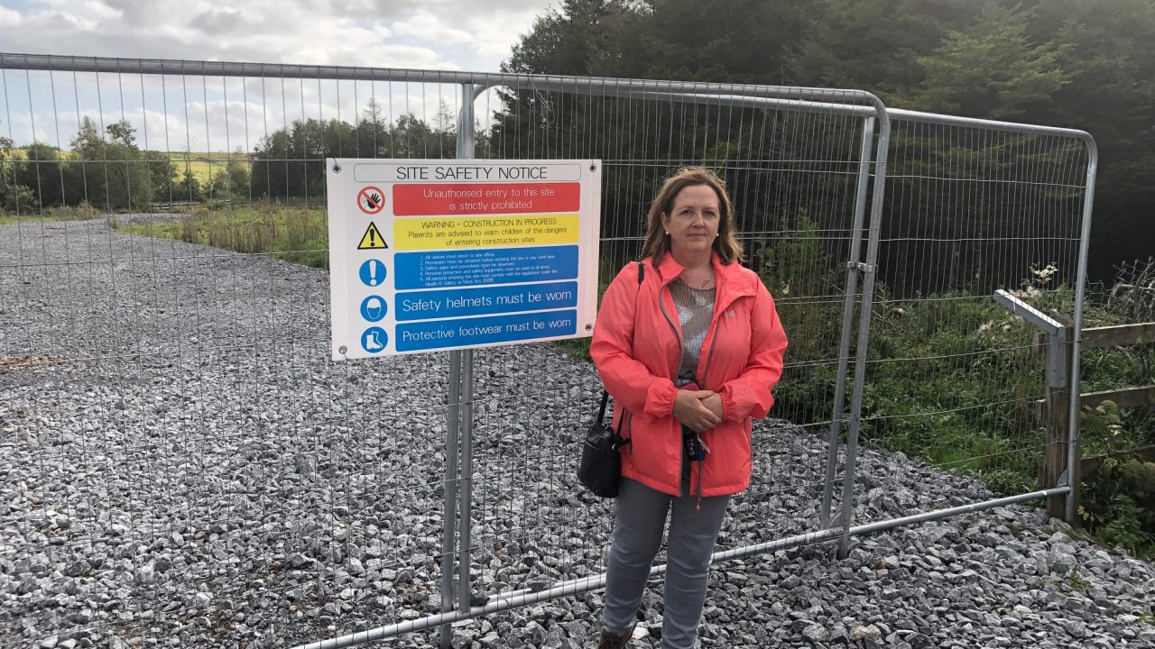 'We want to look after people in Ballinasloe – we do not want to make them sick'