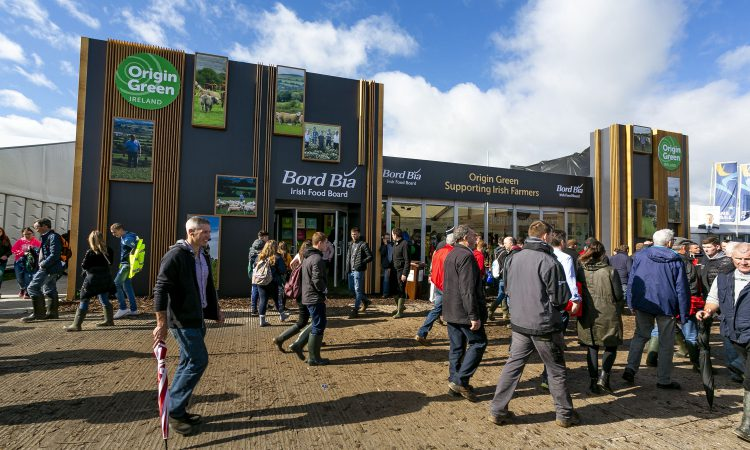 Bord Bia supporting Irish agri-sector at this year's 'Ploughing'