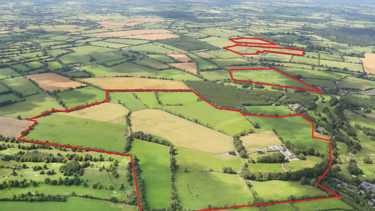Video: Ideal farming or equestrian enterprise on 277ac to go under the hammer