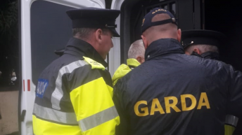 Protester arrested and another injured in Cavan