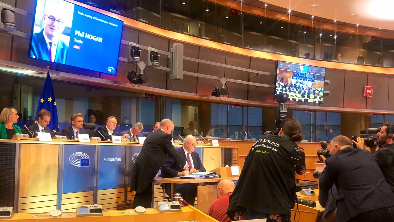 'Europe must be a global champion of fair, substantial and rules-based trade' – Hogan