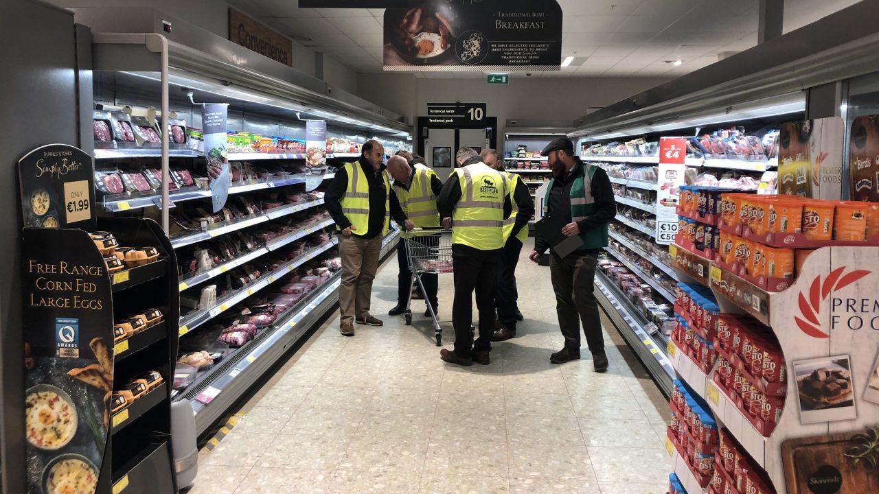 Beef Plan Movement members quiz retailers on price