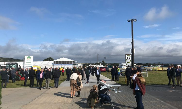 Carlow site 'electric' ahead of 'Ploughing 2019' – McHugh