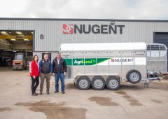AgriLand and Nugent couple up for 'Ploughing 2019'