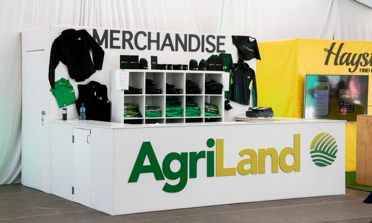 Looking for something new? Brand-new AgriLand merchandise available now