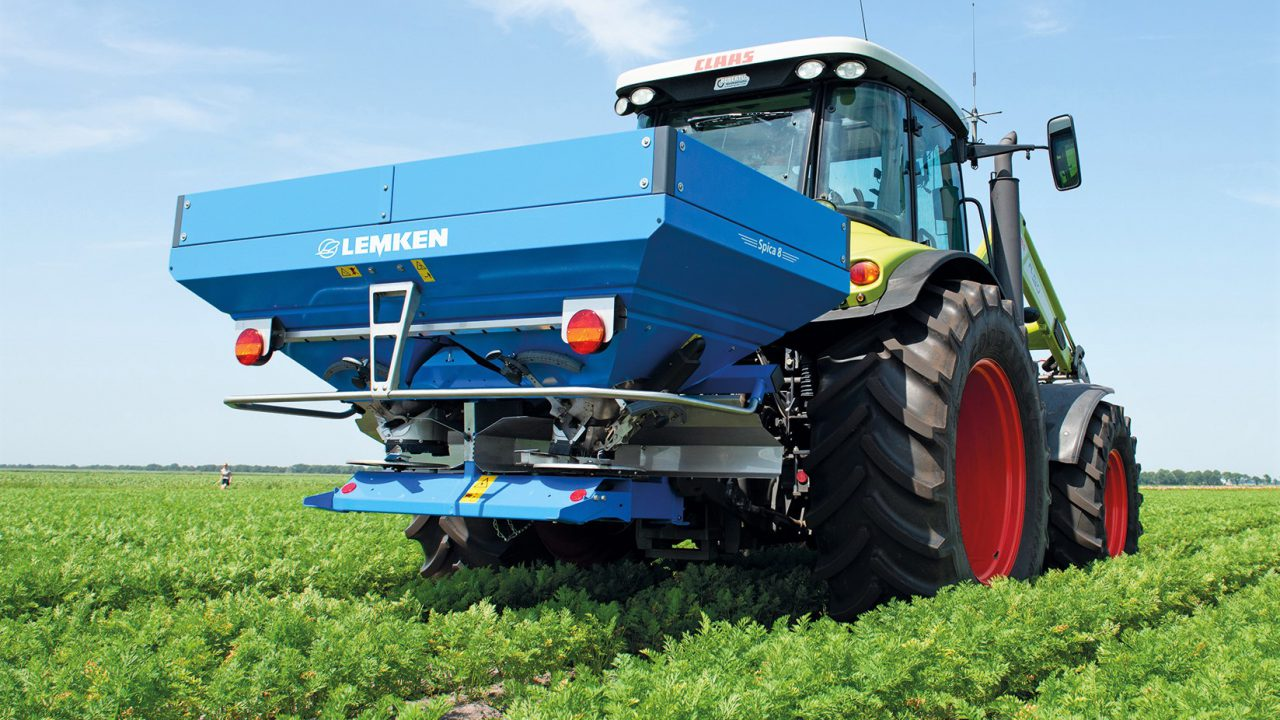 Lemken to sell Sulky spreaders in its own colours