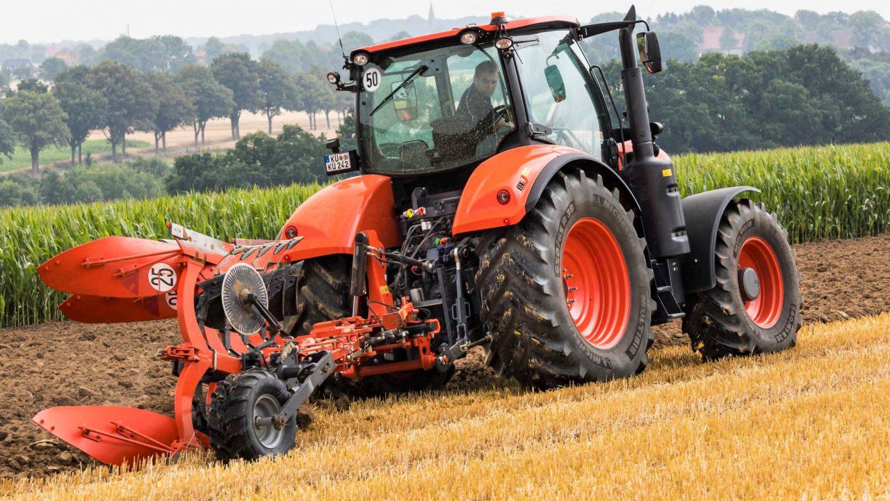 Next-generation 130-170hp Kubota tractors are imminent
