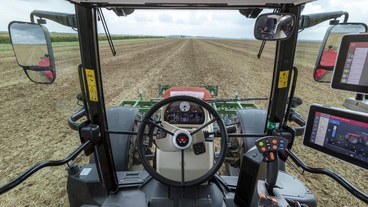 MF to launch 'new' 4-cylinder, 135-180hp tractors