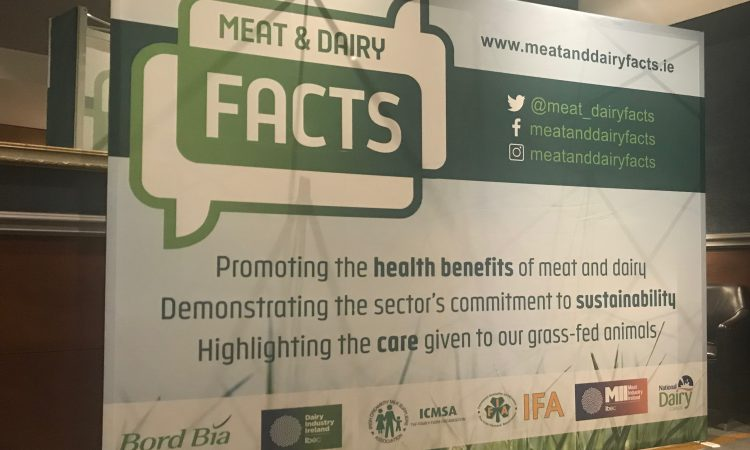 Putting out the real facts on meat and dairy