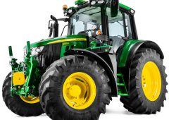 John Deere unveils its new-look 6M Series