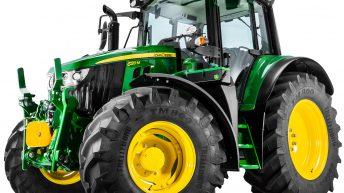 John Deere unveils its new-look 6M Series