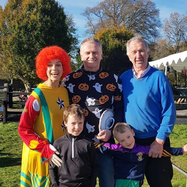 Ardrahan pumpkin patch opens for second Halloween season