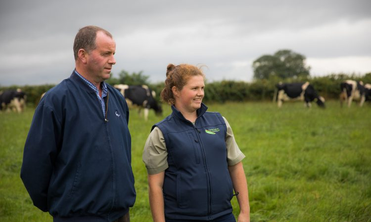How this Cork farmer focuses on increasing milk yield while reducing his workload