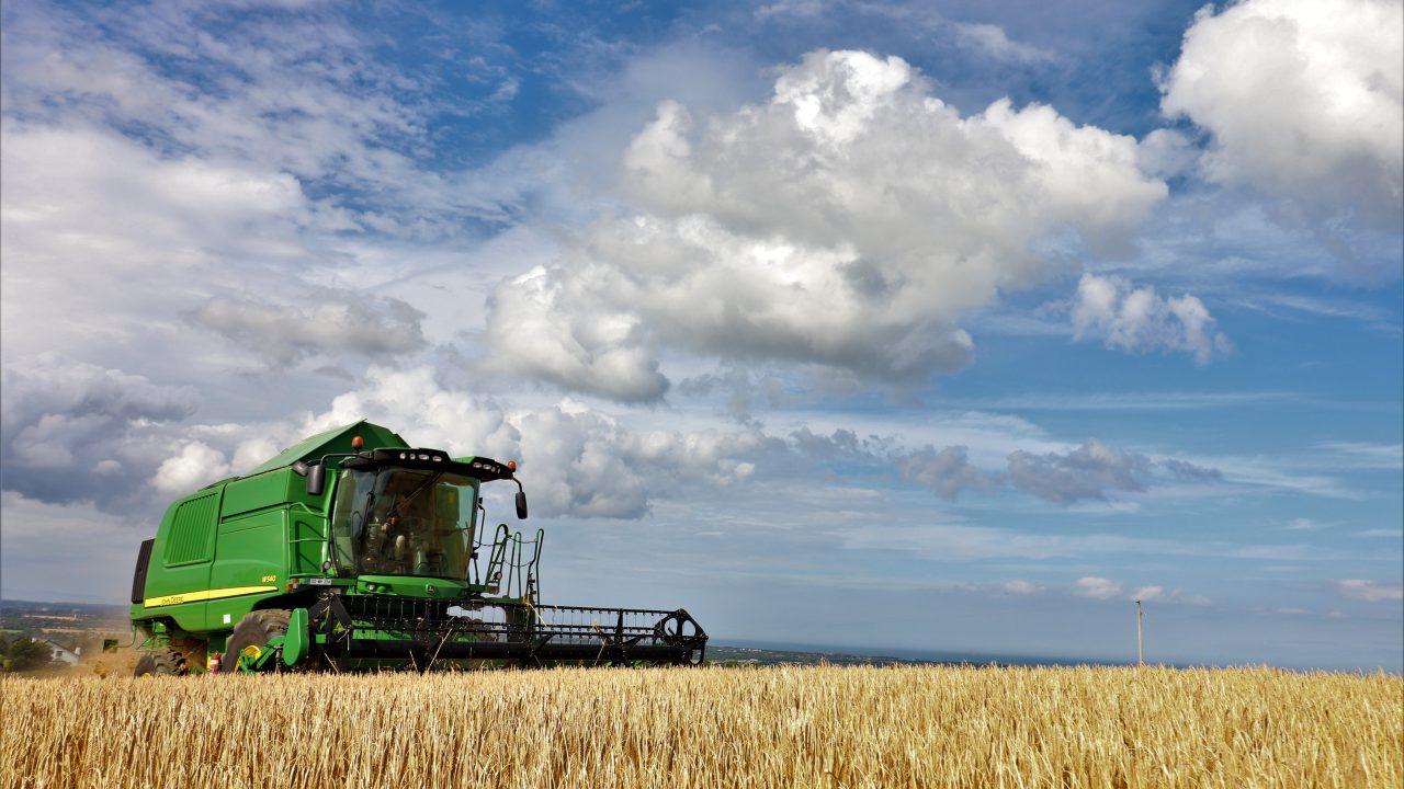 Harvest pics: Still plenty of work to be done