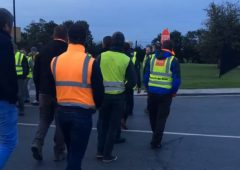 6 farmer picket lines 'reluctantly decide' to stand down