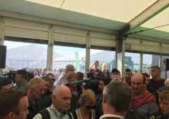 Beef farmers voice anger at 'Ploughing 2019'