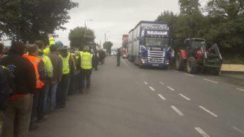 Deal struck between Liffey Meats and Cavan protesters