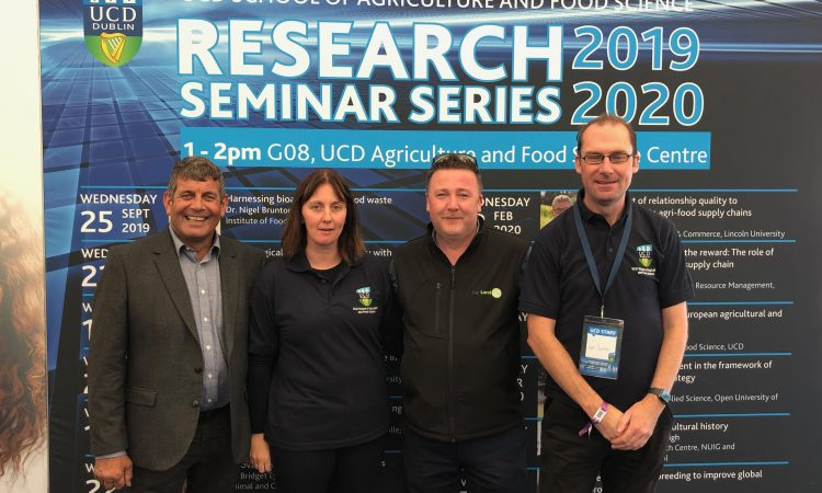 UCD and AgriLand announce partnership for Research Seminar Series