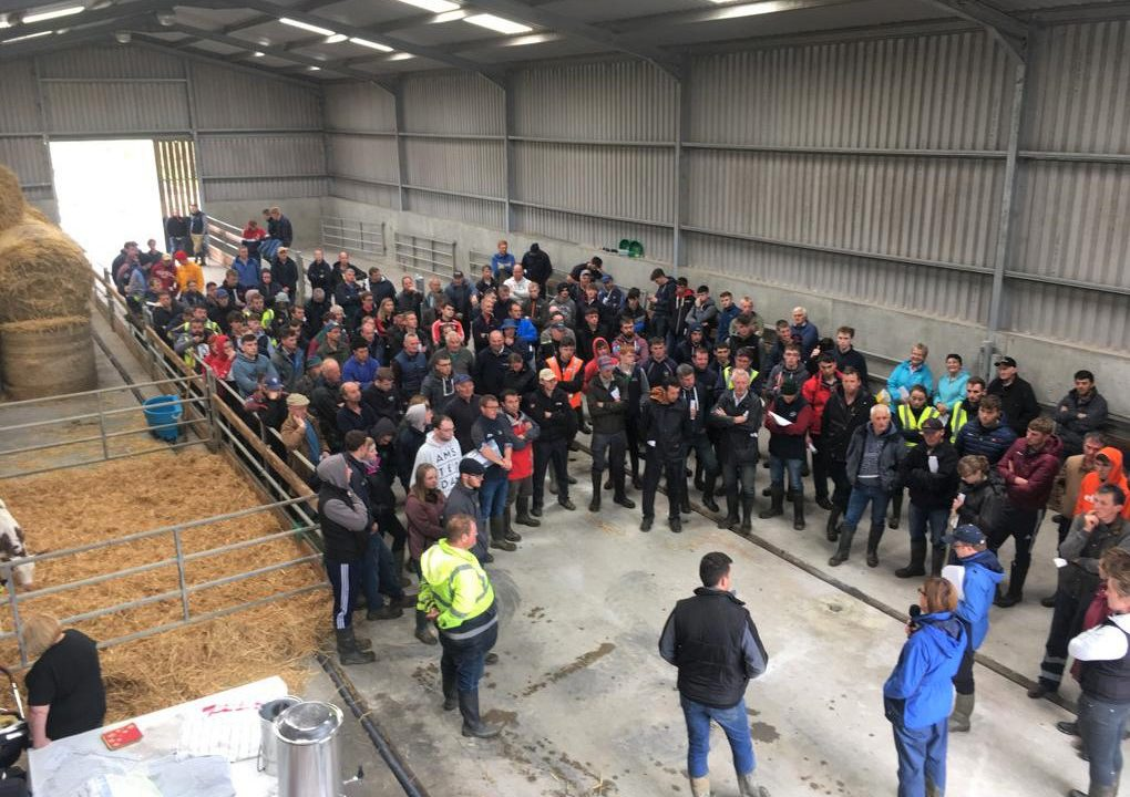 Dairy focus: Showing 'warts and all' of robotic milking in Co. Waterford