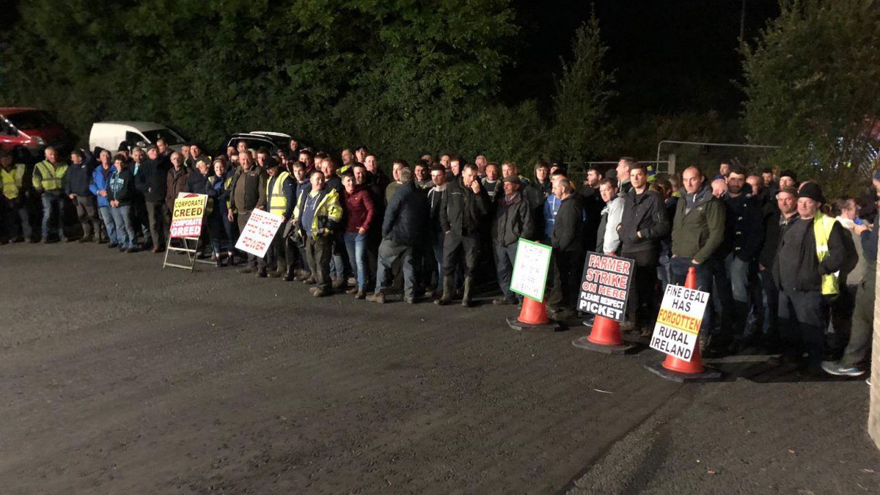 Beef Plan issues statement following  final pickets standing down