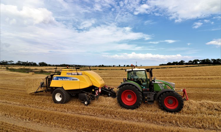 Teagasc releases provisional harvest report for 2019