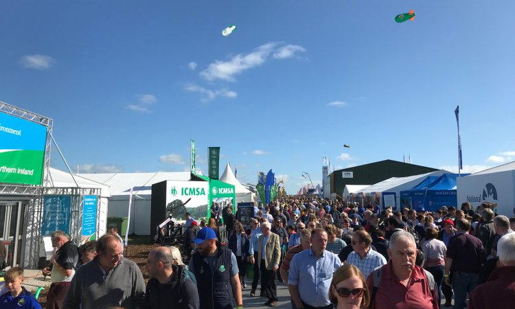 Location of 'Ploughing 2020' revealed by NPA