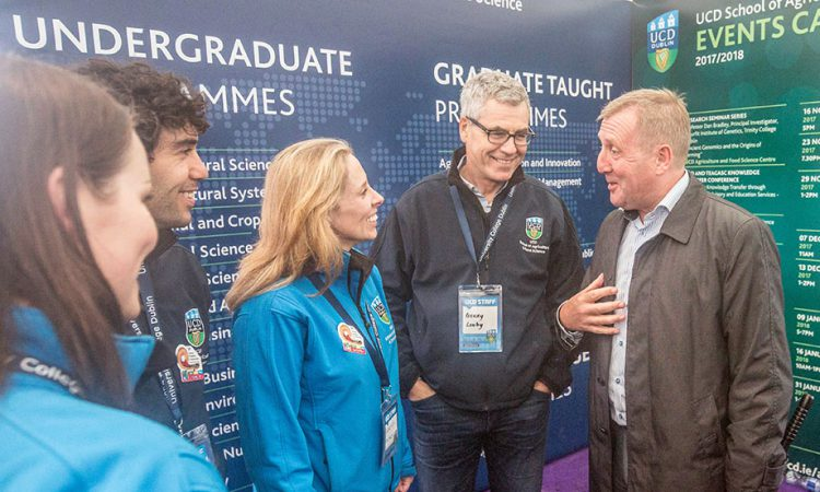 UCD to feature stand at 'Ploughing 2019'
