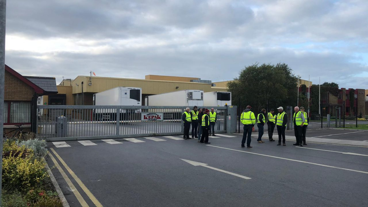 6 factory sites 'no longer hold effective protest' with others hold discussions