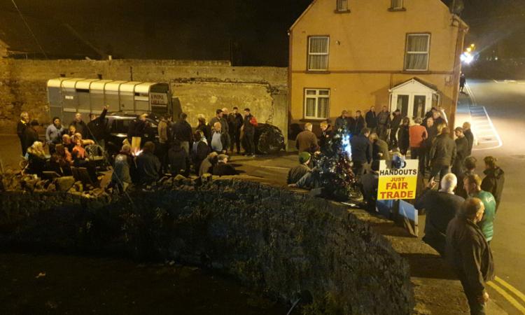 Meadow Meats Rathdowney 'in jeopardy due to blockades'