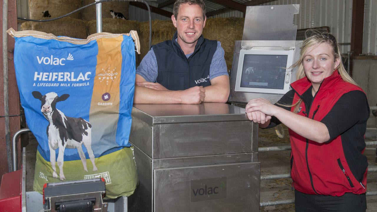 Why this Limerick-based farmer made the switch to a computerised calf feeder
