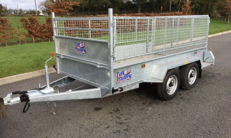 Gardaí investigate theft of trailer from owner's yard