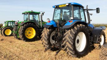 Auction report: Popular brands in the mix…at 'on-farm' clearance