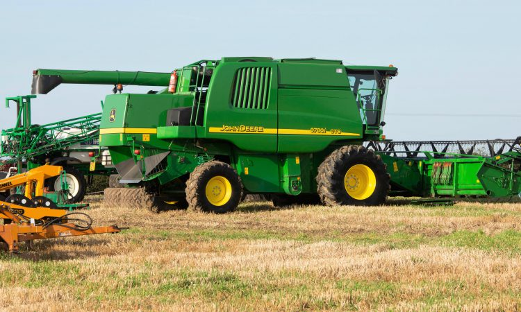 Auction report: Mix of machinery up for grabs at 'on-farm' clearance