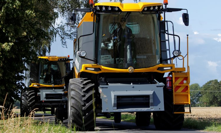 Sampo to end its combine deal with John Deere in Europe?