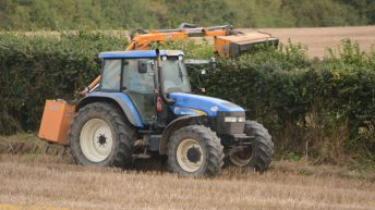 Safety advisory visits under way for agri contractors