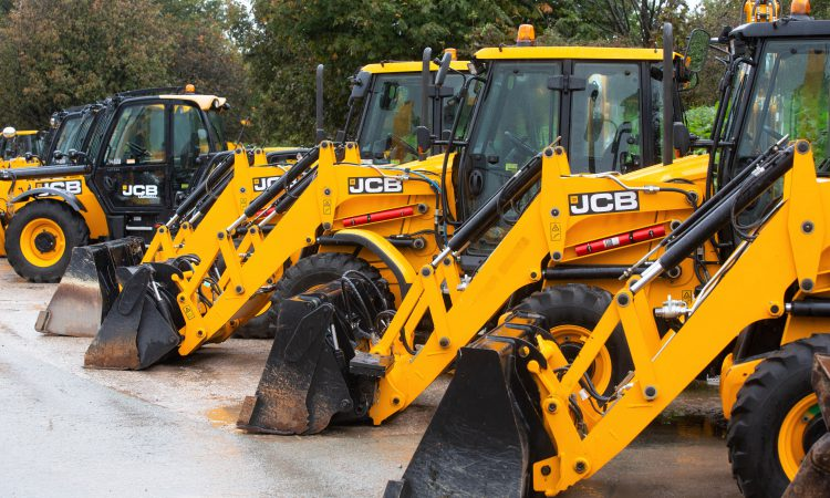 Auction report: Digging for a bargain at the JCB 'ex-demo' sale?