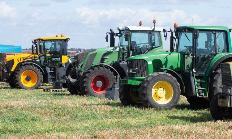 Auction report: 'On farm from new' tractors under the hammer